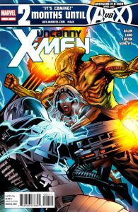 Uncanny X-Men #7 (2012)