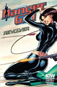 Danger Girl: Revolver #2 (2012)
