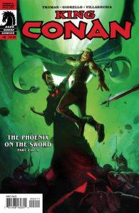 King Conan: The Phoenix on the Sword #2 [6] (2012)