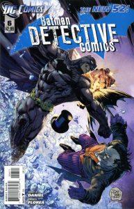 Detective Comics #6 (2012)