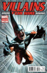 Villains for Hire #3 (2012)