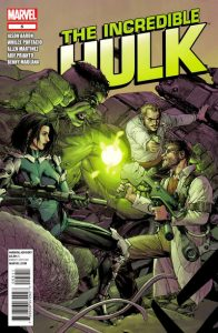 The Incredible Hulk #5 (2012)