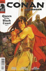 Conan the Barbarian #1 [88] (2012)