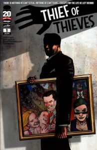 Thief of Thieves #1 (2012)