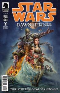 Star Wars: Dawn of the Jedi - Force Storm #1 (2012)