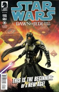 Star Wars: Dawn of the Jedi - Force Storm #1 (2012)