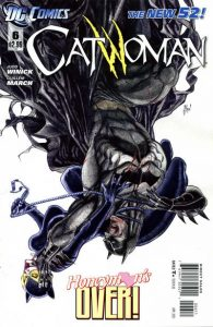 Catwoman #6 (2012)