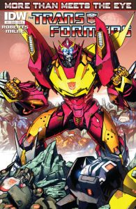 The Transformers: More Than Meets the Eye #2 (2012)