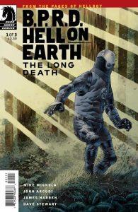 B.P.R.D. Hell on Earth: The Long Death #1 [87] (2012)