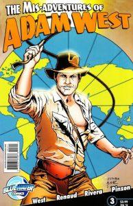 The Mis-Adventures of Adam West #3 (2012)