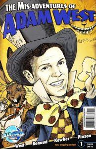 The Mis-Adventures of Adam West #1 (2012)
