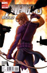 Avengers: Solo #5 (2012)