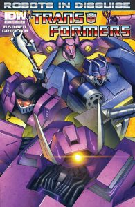The Transformers: Robots in Disguise #2 (2012)