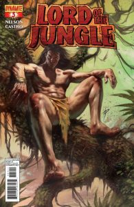 Lord of the Jungle #3 (2012)