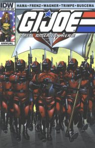 G.I. Joe: A Real American Hero Annual #[nn] (2012)