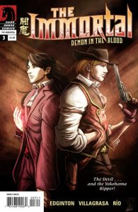 The Immortal: Demon in the Blood #3 (2012)