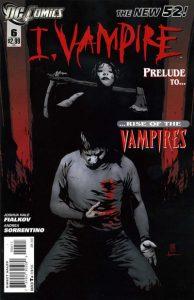 I, Vampire #6 (2012)