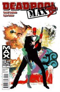 Deadpool Max 2 #5 (2012)