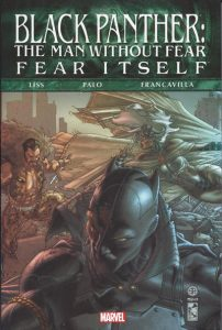 Fear Itself: Black Panther - The Man Without Fear #[nn] (2012)