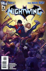 Nightwing #6 (2012)