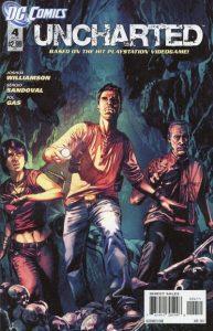 Uncharted #4 (2012)
