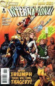 Justice League International #6 (2012)