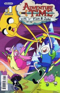 Adventure Time #1 (2012)