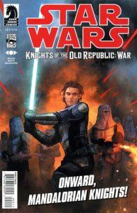 Star Wars: Knights of the Old Republic - War #2 (2012)
