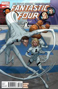 Fantastic Four #603 (2012)