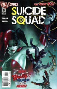 Suicide Squad #6 (2012)