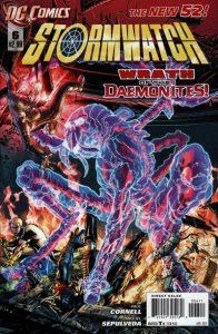 Stormwatch #6 (2012)