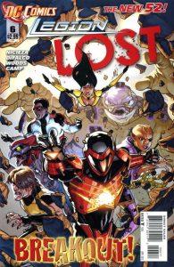 Legion Lost #6 (2012)