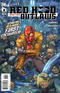 Red Hood and the Outlaws #6 (2012)