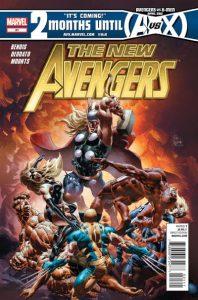 New Avengers #21 (2012)