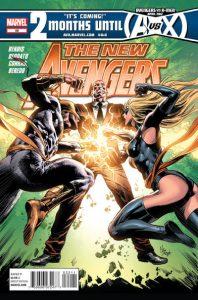 New Avengers #22 (2012)