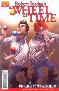 Robert Jordan's The Wheel of Time: The Eye of the World #22 (2012)