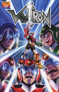 Voltron #3 (2012)