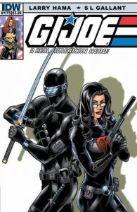 G.I. Joe: A Real American Hero #175 (2012)