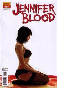 Jennifer Blood #12 (2012)
