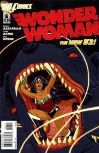 Wonder Woman #6 (2012)