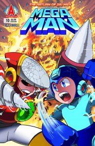 Mega Man #10 (2012)