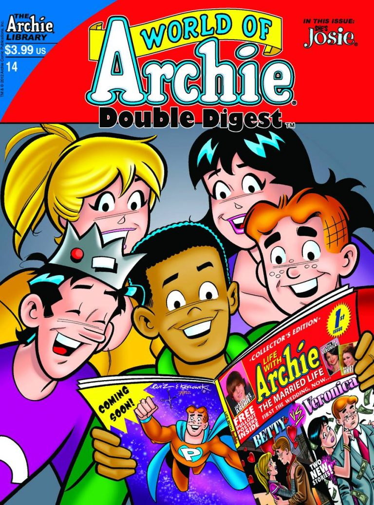 World of Archie Double Digest #14 (2012)