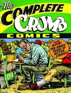 The Complete Crumb Comics #1 [4th printing] (2012)