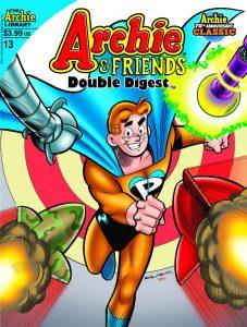 Archie & Friends Double Digest Magazine #13 (2012)