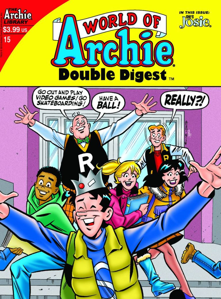 World of Archie Double Digest #15 (2012)