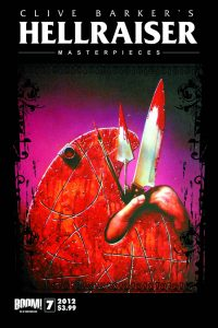 Clive Barker's Hellraiser Masterpieces #7 (2012)