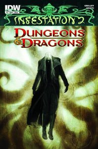 Infestation 2: Dungeons & Dragons #1 (2012)