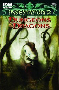 Infestation 2: Dungeons & Dragons #2 (2012)