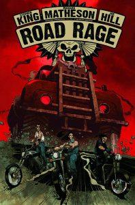 Road Rage: Throttle #1 (2012)