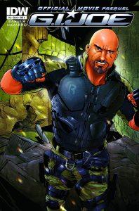 G.I. Joe 2 Movie Prequel #2 (2012)